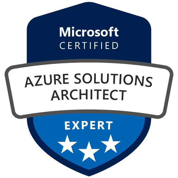 JustinJ. AzureSolutionsArchitect