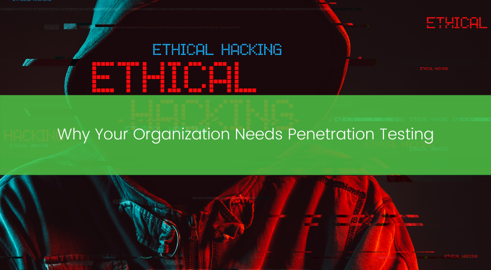 Why Your Organization Needs Penetration Testing