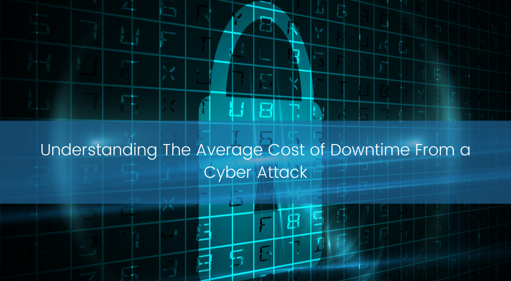 Understanding The Average Cost of Downtime From a Cyber Attack
